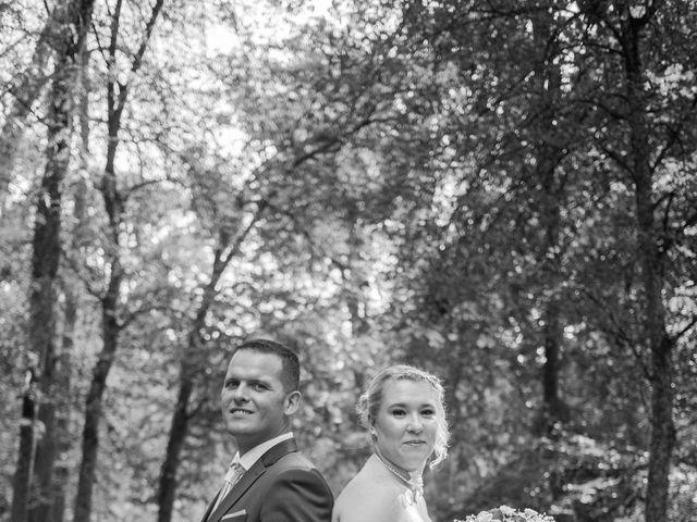 Le mariage de Jean-Marc et Lucie à Longvic, Côte d'Or 11