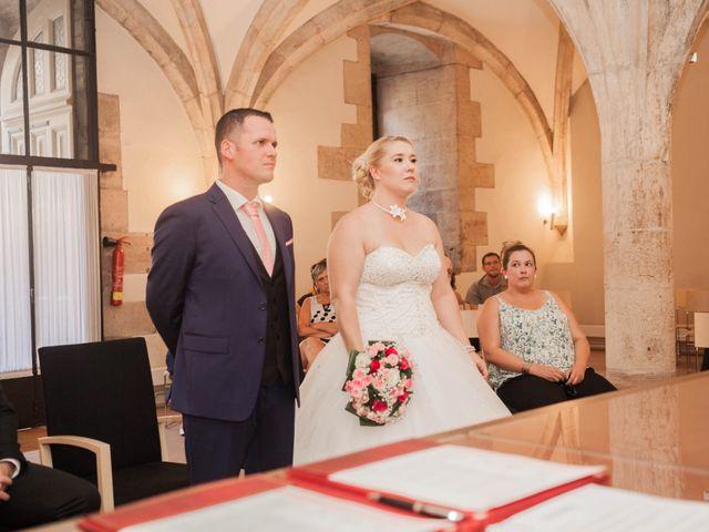 Le mariage de Jean-Marc et Lucie à Longvic, Côte d'Or 39