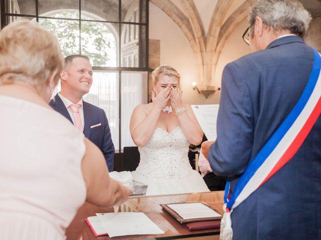 Le mariage de Jean-Marc et Lucie à Longvic, Côte d'Or 45