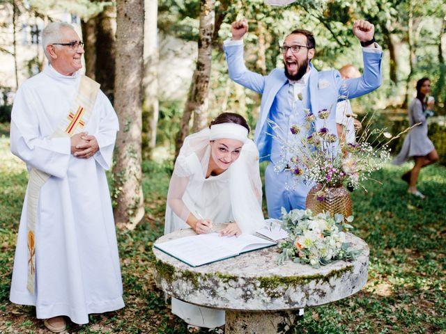 Le mariage de Thibaut et Clemence à Saint-Michel-l'Observatoire, Alpes-de-Haute-Provence 54