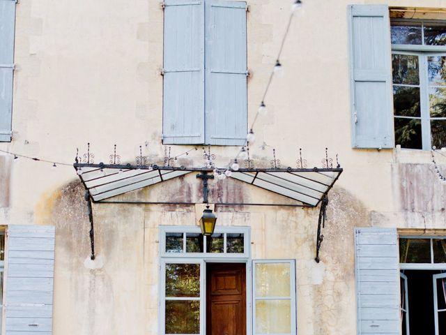 Le mariage de Thibaut et Clemence à Saint-Michel-l'Observatoire, Alpes-de-Haute-Provence 74