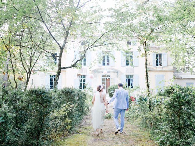 Le mariage de Thibaut et Clemence à Saint-Michel-l'Observatoire, Alpes-de-Haute-Provence 86
