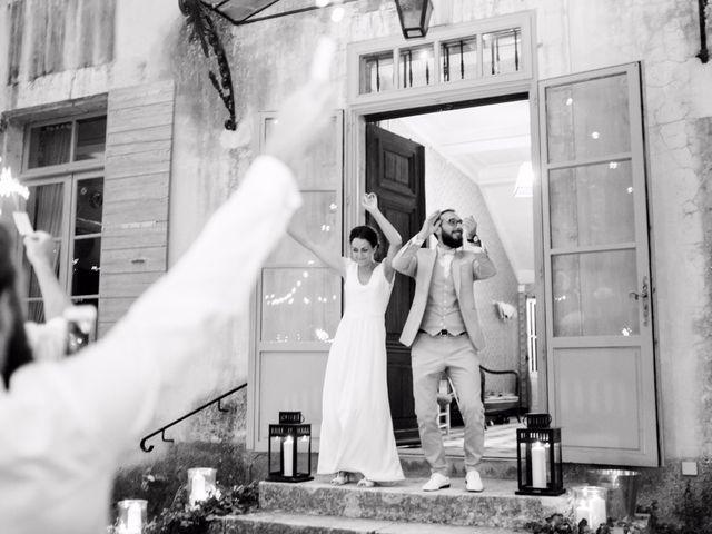 Le mariage de Thibaut et Clemence à Saint-Michel-l'Observatoire, Alpes-de-Haute-Provence 87