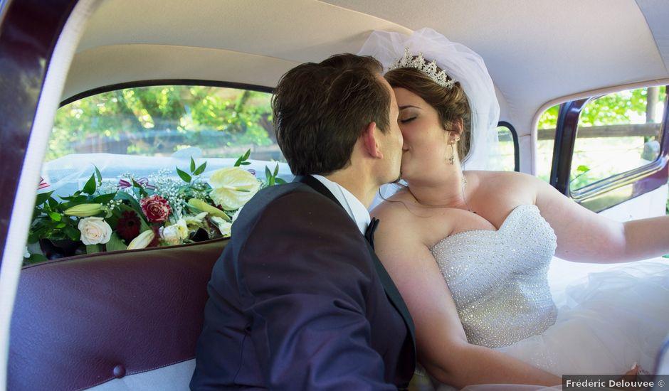 Le mariage de Kevin et Alexia à Saint-Léon-sur-l'Isle, Dordogne