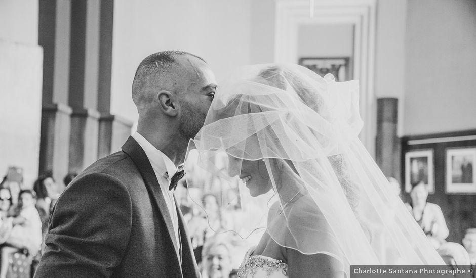 Le mariage de Oualid et Caroline à Oyonnax, Ain