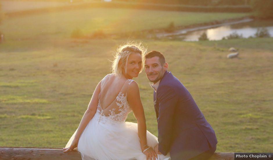Le mariage de Yann et Sabrina à Chenillé-Changé, Maine et Loire