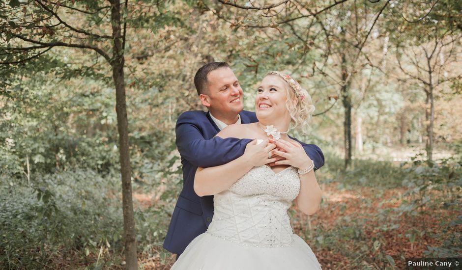 Le mariage de Jean-Marc et Lucie à Longvic, Côte d'Or