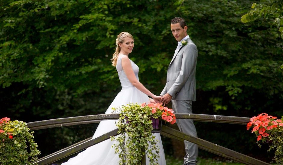 Le mariage de Guillaume et Marion à Agnetz, Oise