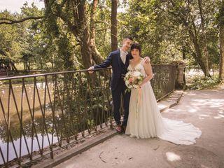 Le mariage de Amélie et François