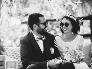 Le mariage de Olivia et Ronan