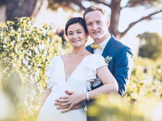 Le mariage de Caroline et Mathias