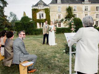 Le mariage de Mélina et Olivier