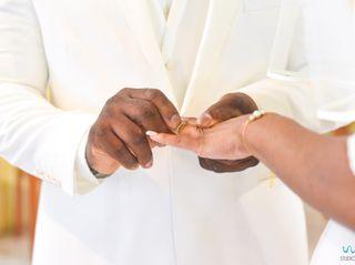 Le mariage de Priscilia et François-Xavier  2