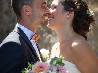 Le mariage de Ilona et Johan