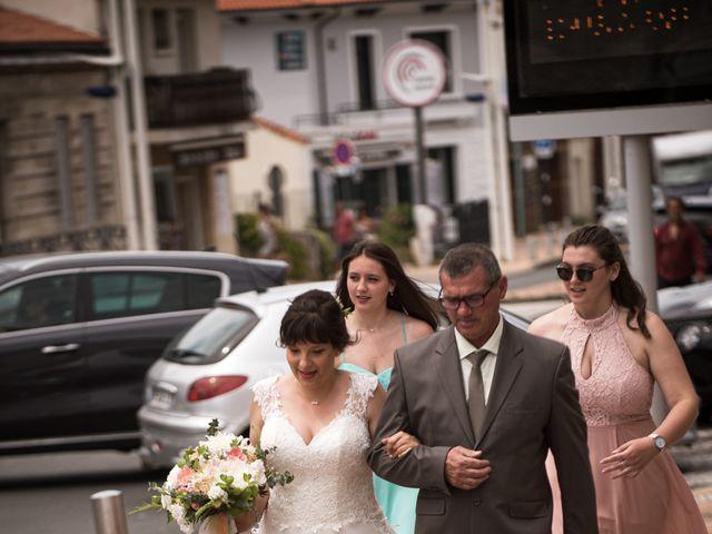 Le mariage de François et Amélie à Saint-Médard-en-Jalles, Gironde 4