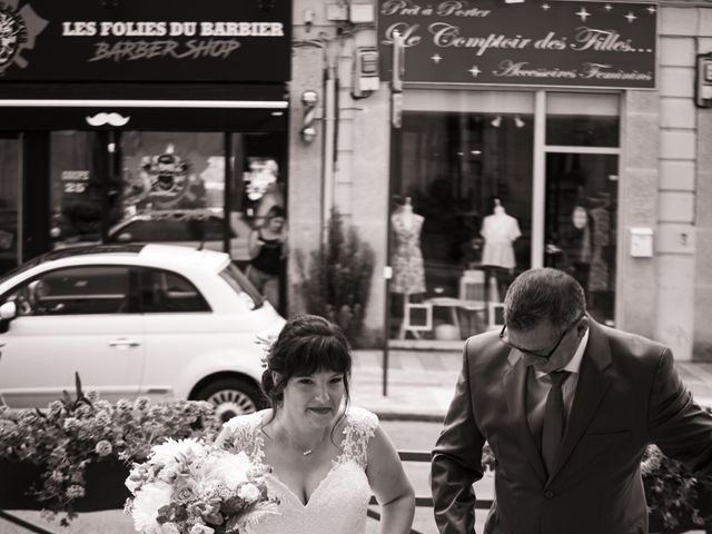 Le mariage de François et Amélie à Saint-Médard-en-Jalles, Gironde 6