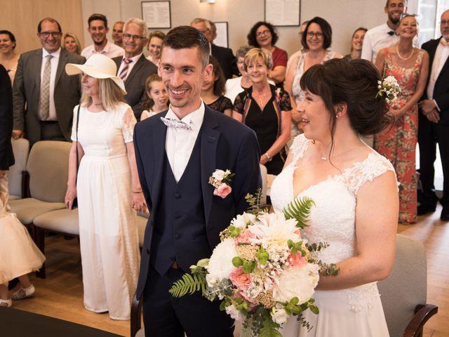 Le mariage de François et Amélie à Saint-Médard-en-Jalles, Gironde 8