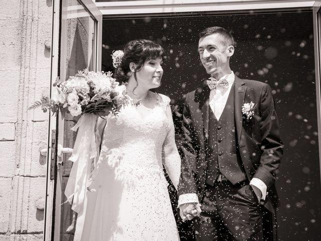 Le mariage de François et Amélie à Saint-Médard-en-Jalles, Gironde 11