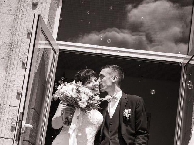 Le mariage de François et Amélie à Saint-Médard-en-Jalles, Gironde 12