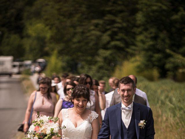 Le mariage de François et Amélie à Saint-Médard-en-Jalles, Gironde 13
