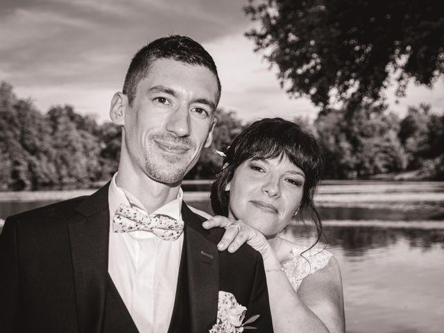 Le mariage de François et Amélie à Saint-Médard-en-Jalles, Gironde 17