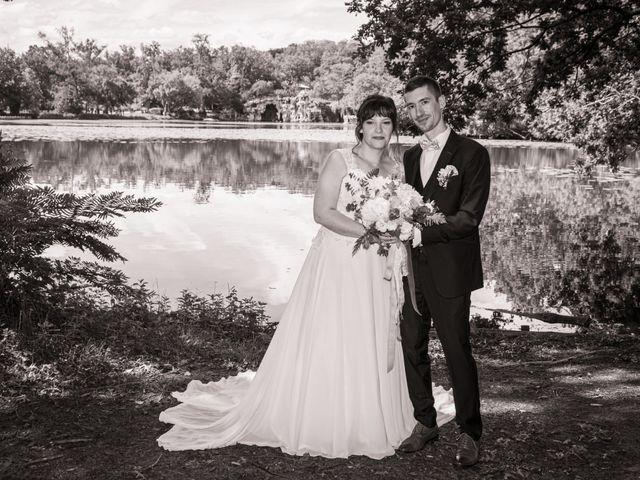 Le mariage de François et Amélie à Saint-Médard-en-Jalles, Gironde 18