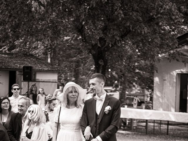 Le mariage de François et Amélie à Saint-Médard-en-Jalles, Gironde 21