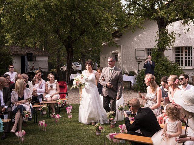 Le mariage de François et Amélie à Saint-Médard-en-Jalles, Gironde 22