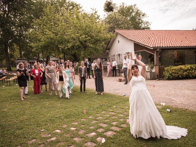 Le mariage de François et Amélie à Saint-Médard-en-Jalles, Gironde 39