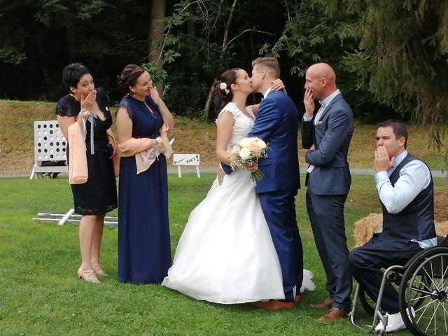 Le mariage de Cindy et Kevin
