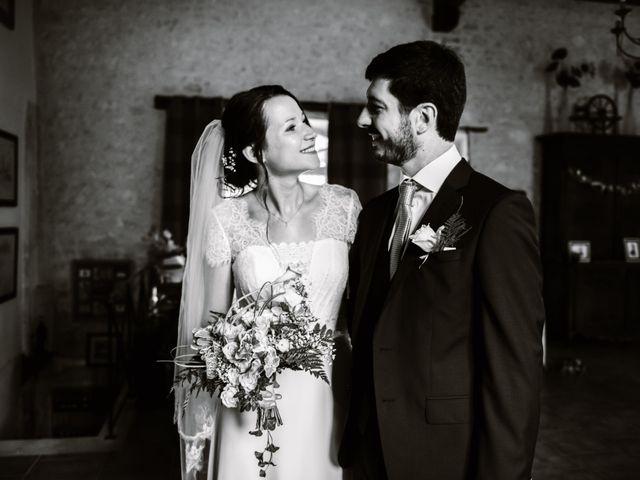 Le mariage de Pierre et Marie-Charlotte à Le Thor, Vaucluse 1