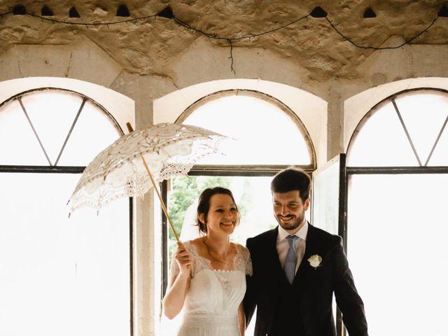 Le mariage de Pierre et Marie-Charlotte à Le Thor, Vaucluse 10