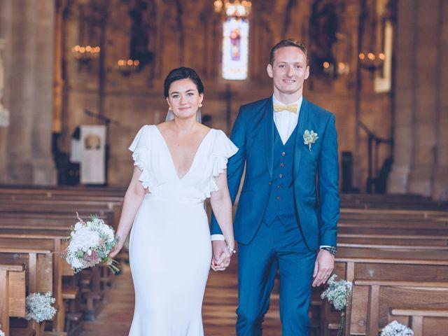 Le mariage de Mathias et Caroline à Montagne, Gironde 24