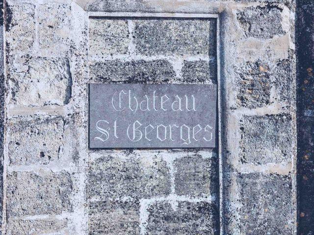Le mariage de Mathias et Caroline à Montagne, Gironde 25