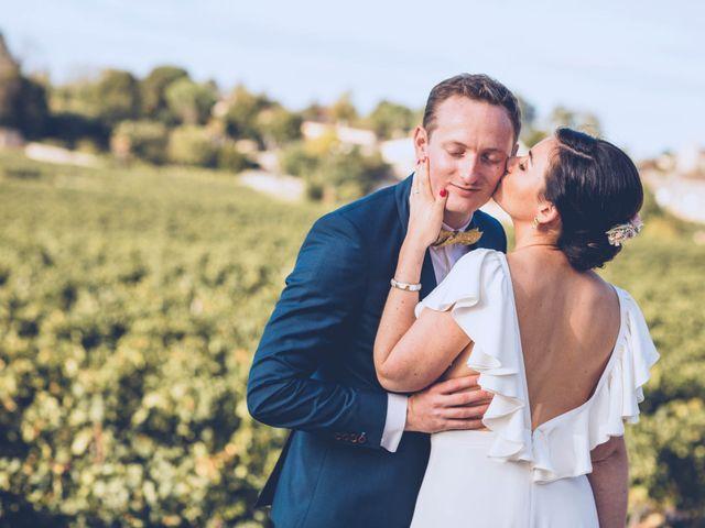 Le mariage de Mathias et Caroline à Montagne, Gironde 30