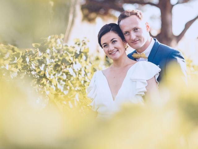 Le mariage de Mathias et Caroline à Montagne, Gironde 34