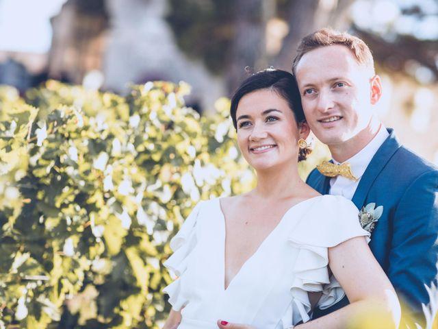 Le mariage de Mathias et Caroline à Montagne, Gironde 35