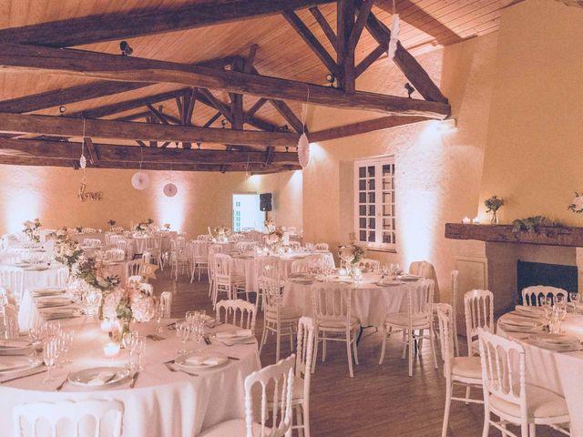 Le mariage de Mathias et Caroline à Montagne, Gironde 44