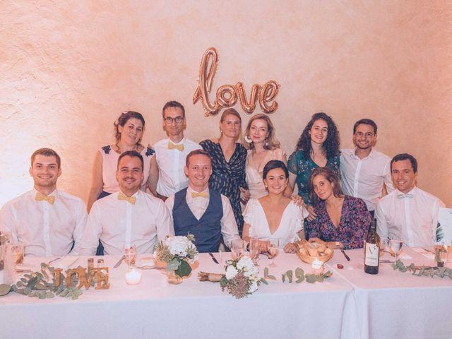 Le mariage de Mathias et Caroline à Montagne, Gironde 46