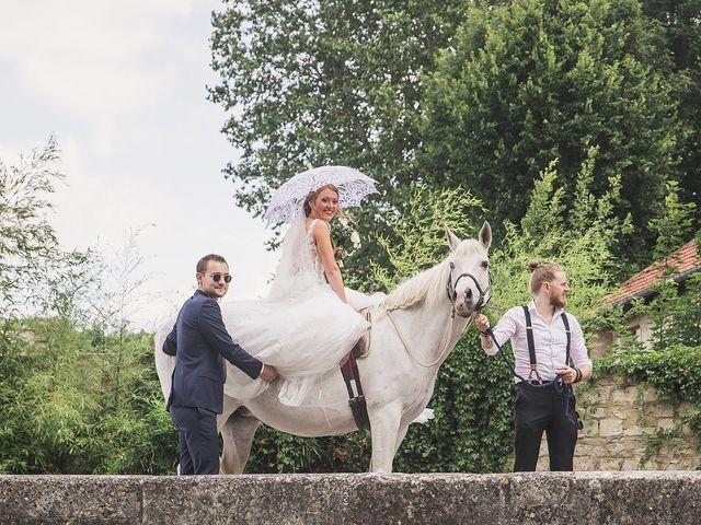 Le mariage de Florian et Cecilia à Coye-la-Forêt, Oise 13