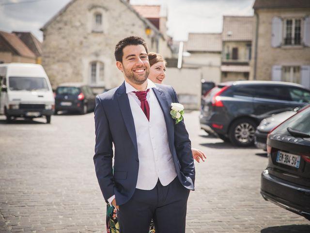 Le mariage de Florian et Cecilia à Coye-la-Forêt, Oise 15