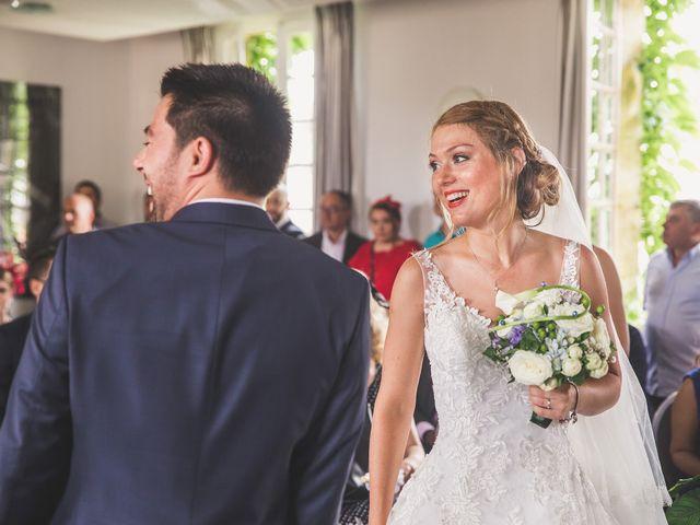 Le mariage de Florian et Cecilia à Coye-la-Forêt, Oise 18