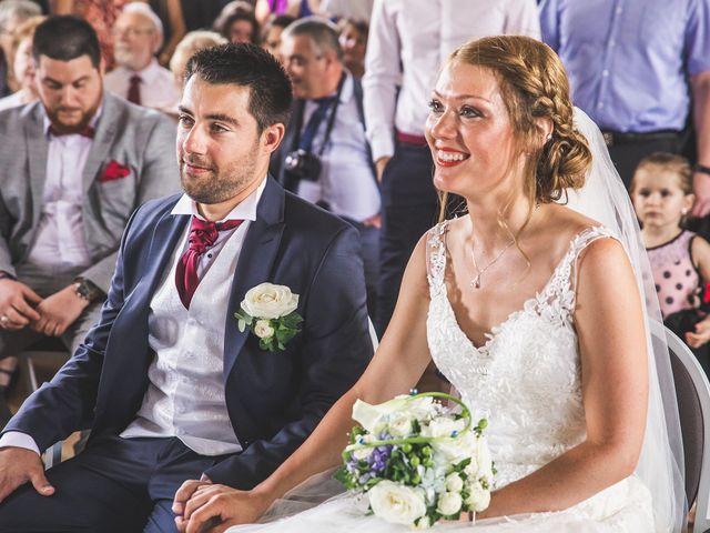 Le mariage de Florian et Cecilia à Coye-la-Forêt, Oise 20