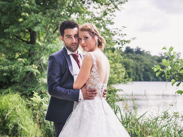 Le mariage de Florian et Cecilia à Coye-la-Forêt, Oise 40