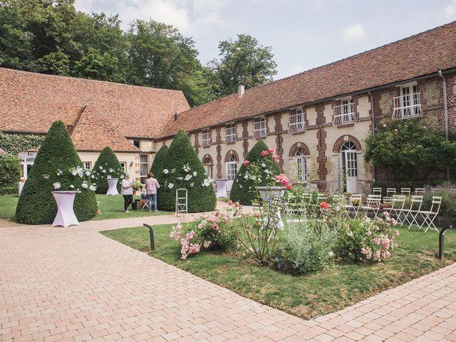 Le mariage de Florian et Cecilia à Coye-la-Forêt, Oise 41