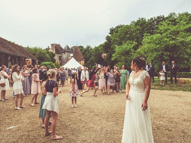 Le mariage de Arnaud et Cynthia à Montoire-sur-le-Loir, Loir-et-Cher 2
