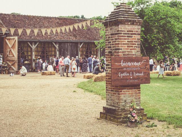 Le mariage de Arnaud et Cynthia à Montoire-sur-le-Loir, Loir-et-Cher 4
