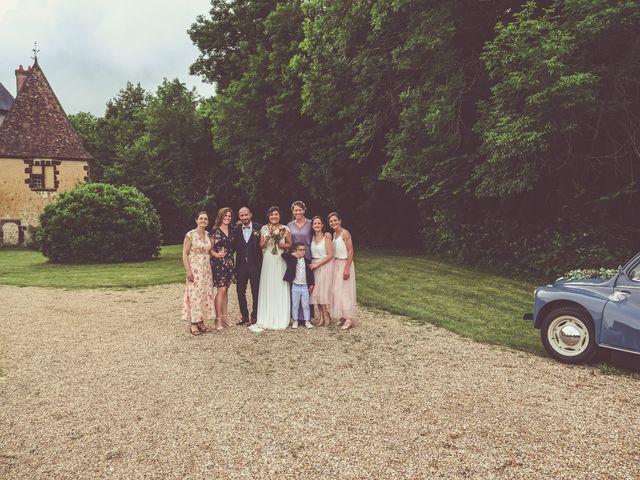 Le mariage de Arnaud et Cynthia à Montoire-sur-le-Loir, Loir-et-Cher 13