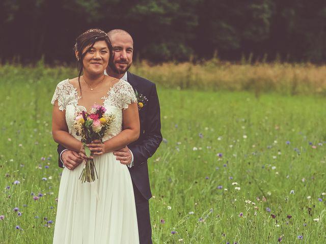 Le mariage de Cynthia et Arnaud