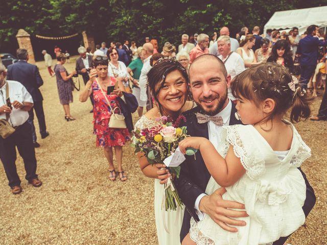 Le mariage de Arnaud et Cynthia à Montoire-sur-le-Loir, Loir-et-Cher 33